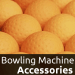 Bowling Machine Accessories