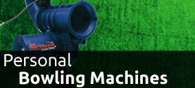 Bowling Machines