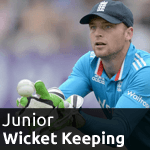 Junior Wicket Keeping