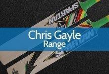 Spartan Chris Gayle Cricket Bats