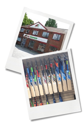 About the All Rounder Cricket Store