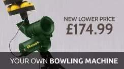 Paceman Bowling Machine