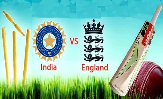 England vs India 2017 Tour