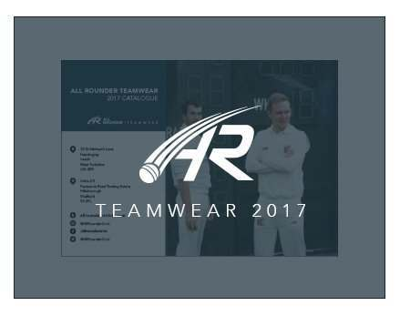 All Rounder Teamwear