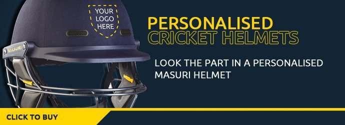 Masuri Personalised Cricket Helmets
