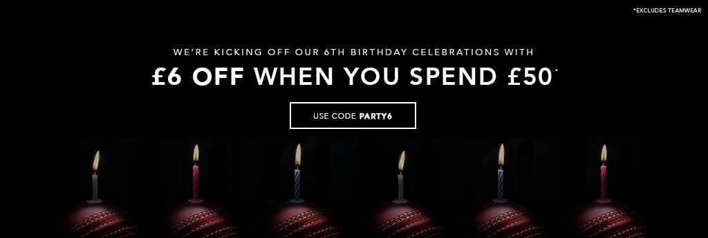 Birthday discount 10%!