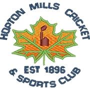 Hopton Mills CC Seniors