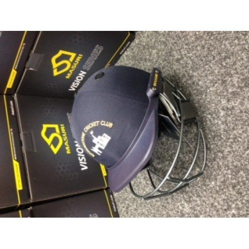 Another example of a Masuri Personalised Test Cricket Helmet