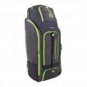 2020 Kookaburra Pro d1.0 Duffle Cricket Bag - Black/Lime