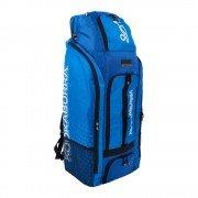 2020 Kookaburra Pro d1.0 Duffle Cricket Bag - Navy/Cyan