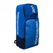 2020 Kookaburra d5 Duffle Cricket Bag - Navy/Cyan