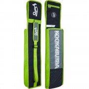 2020 Kookaburra KD 100 Duffle Cricket Bag - Black/Lime