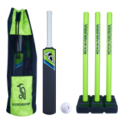 Kookaburra Blast Plastic Cricket Set - size 5