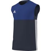 Pudsey BC Adidas Navy Training Vest
