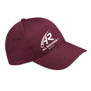 All Rounder Golf Maroon Baseball Cap