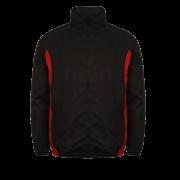 Firebirds Netball Club AR Red Rain Jacket