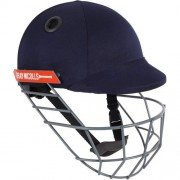 2020 Gray Nicolls Navy Atomic Cricket Helmet