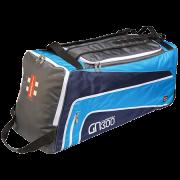 2020 Gray Nicolls GN 300 Wheelie Cricket Bag - Blue