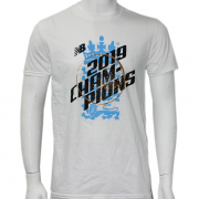 2019 New Balance England World Cup Winners Graphic T-Shirt White