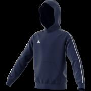 Roundhay Tennis Club Adidas Navy Junior Hoody