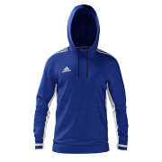Pudsey Congs CC Adidas Blue Hoody