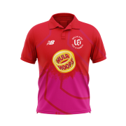 2020 New Balance Welsh Fire Playing Shirt