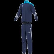 Samuel Whitbread Academy Adidas Navy Presentation Tracksuit