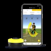 StanceBeam Striker Cricket Bat Sensor Powered By Kookaburra