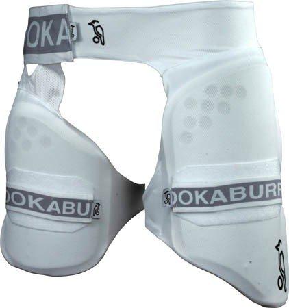 Unisex Adulto KOOKABURRA Pro Guard 500 Protector de Muslo