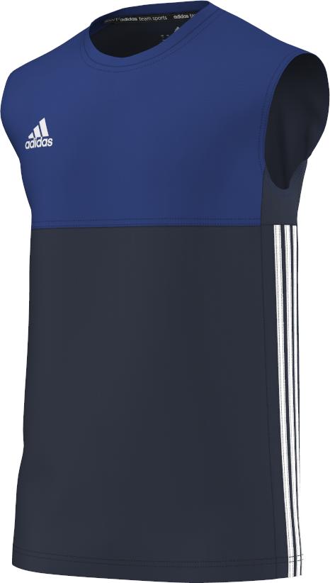 Thurrock CC Adidas Navy Training Vest