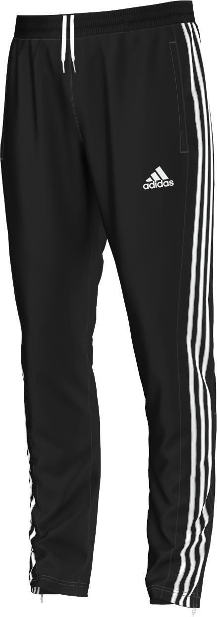 Thackley CC Adidas Junior Black Training Pants