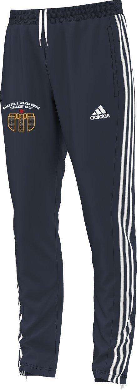 Chappel & Wakes Colne CC Adidas Junior Navy Training Pants