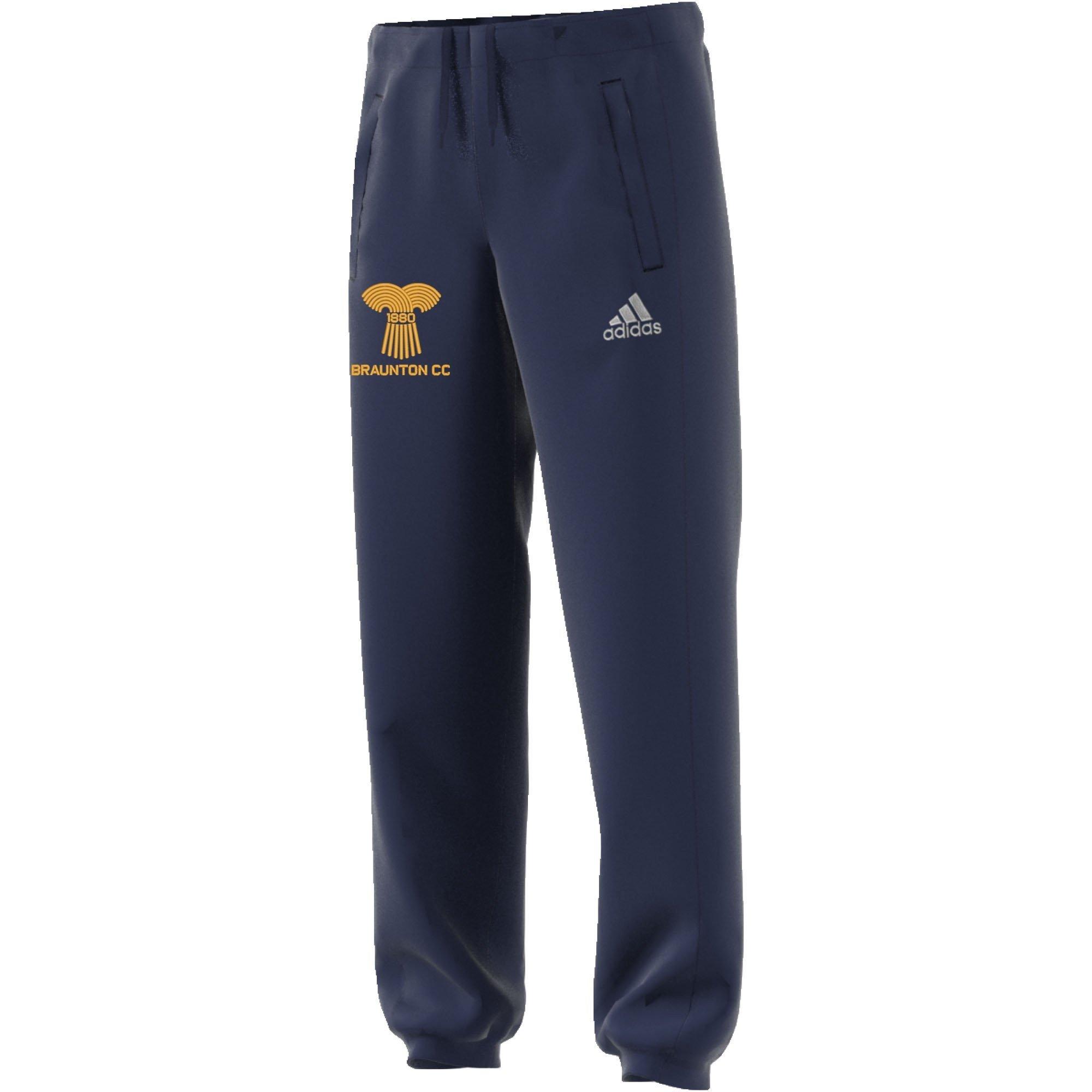 Braunton CC Adidas Navy Sweat Pants