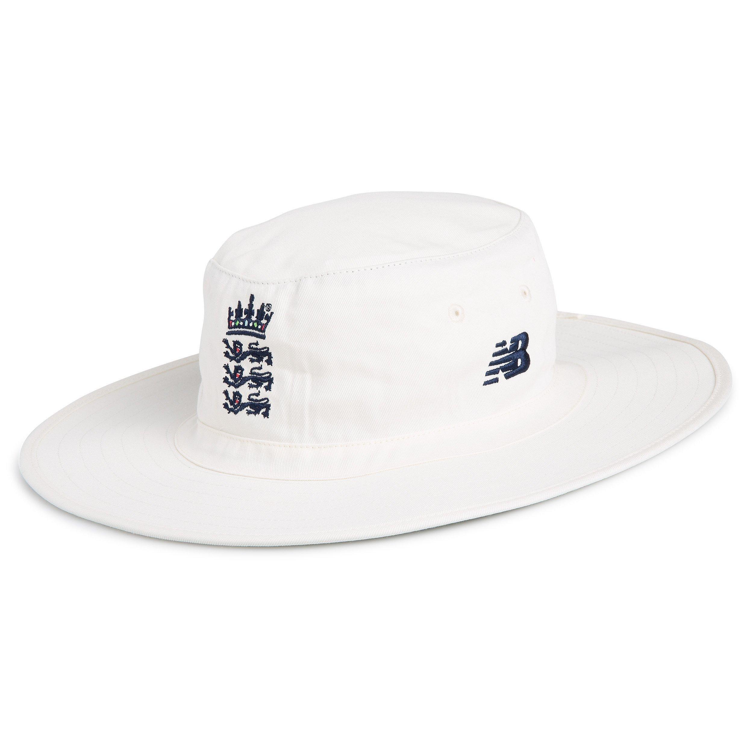 2019 New Balance England Test Cricket Sunhat