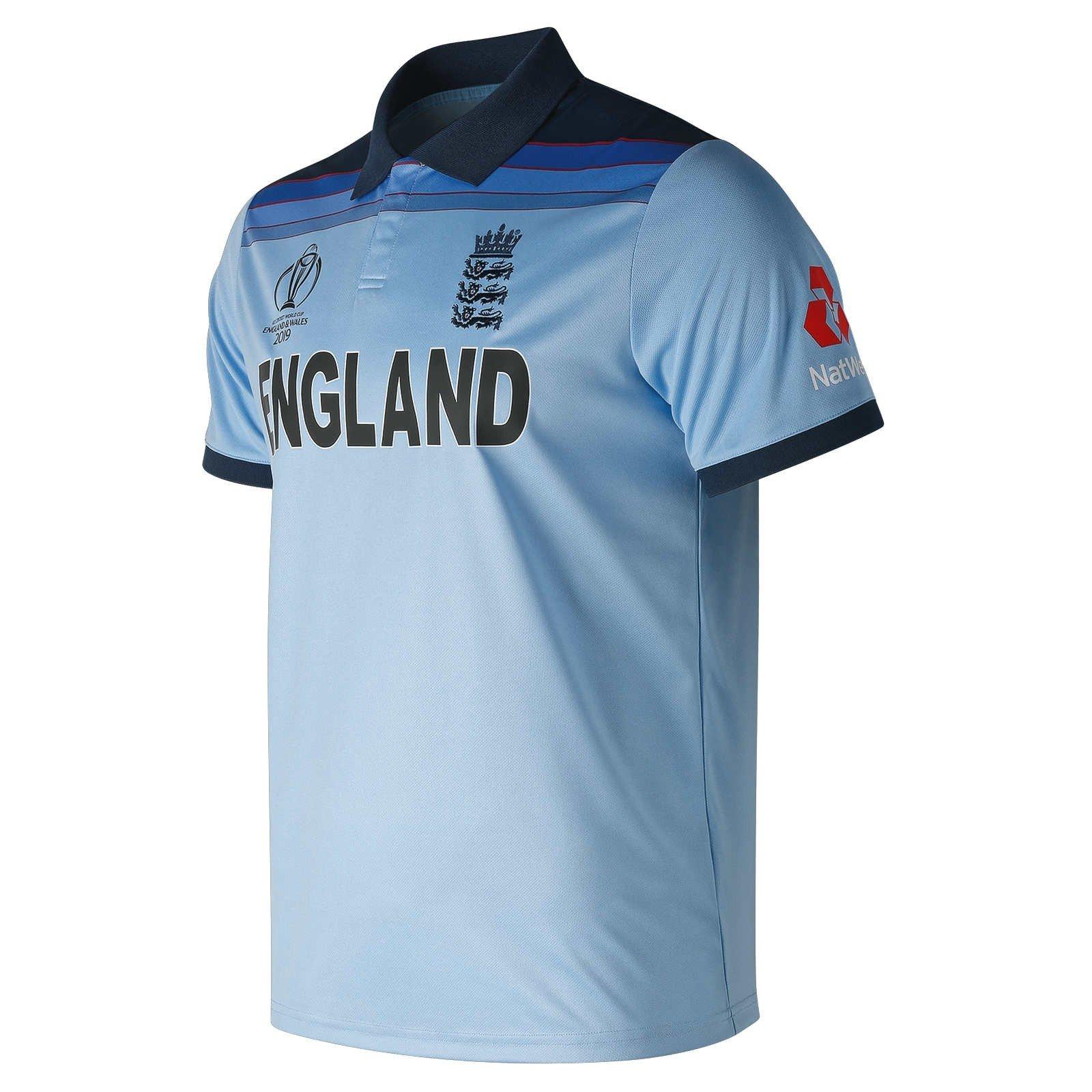 England Cricket World Cup 2019 Batsman T-Shirt Mens