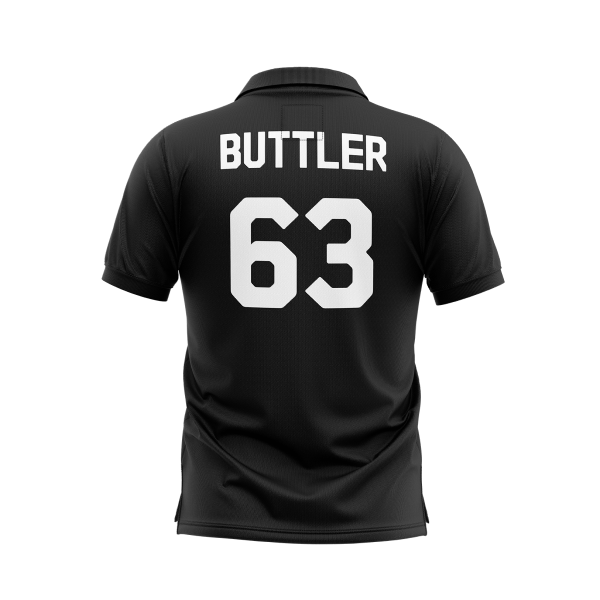 2020 New Balance Manchester Originals Junior Playing Shirt - Back