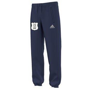 Calverley St Wilfreds CC Adidas Navy Sweat Pants