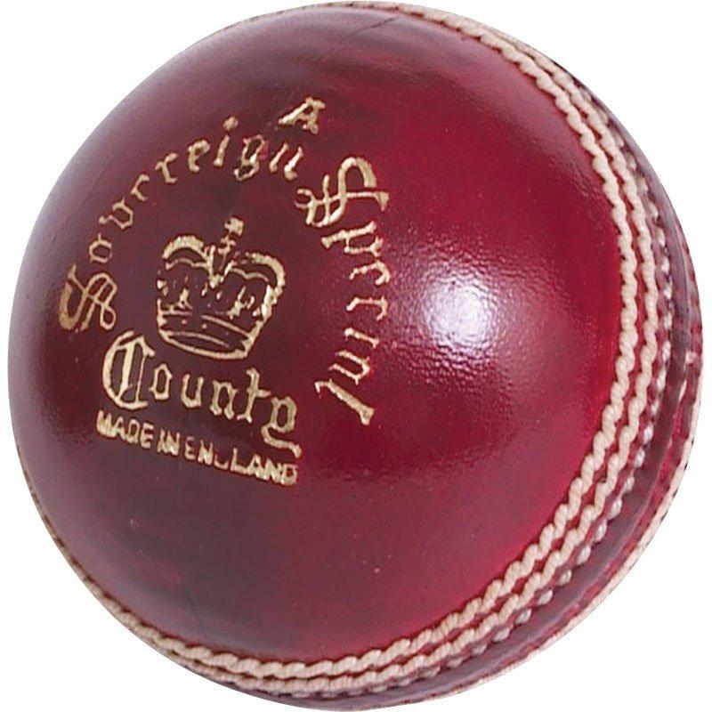 Readers County Elite /'A/' Cricket Ball