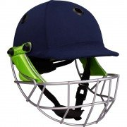 2020 Kookaburra Pro 600 Navy Cloth Cricket Helmet