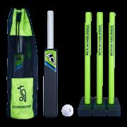 Kookaburra Blast Plastic Cricket Set - size 2