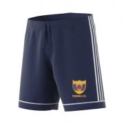 Maghull CC Adidas Navy Junior Training Shorts