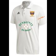 Maghull CC Adidas Elite Junior Short Sleeve Shirt