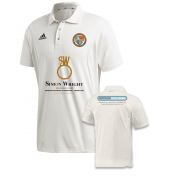 Streatham and Marlborough CC Adidas Elite Junior Short Sleeve Shirt