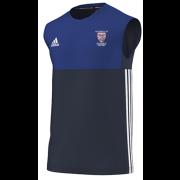 University of Sussex CC Adidas Navy Training Vest