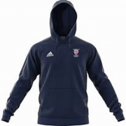 University of Sussex CC Adidas Navy Fleece Hoody