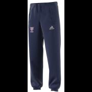 University of Sussex CC Adidas Navy Sweat Pants