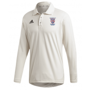 University of Sussex CC Adidas Elite Long Sleeve Shirt