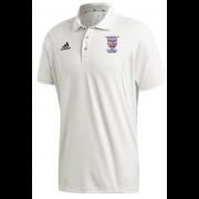 University of Sussex CC Adidas Elite Short Sleeve Shirt