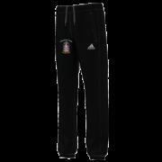 Collingwood College CC Adidas Black Sweat Pants
