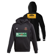 Ballymena CC Adidas Black Junior Fleece Hoody